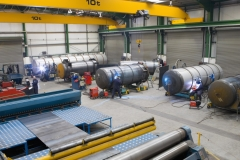 Whale UK pressure vessel manufacturing