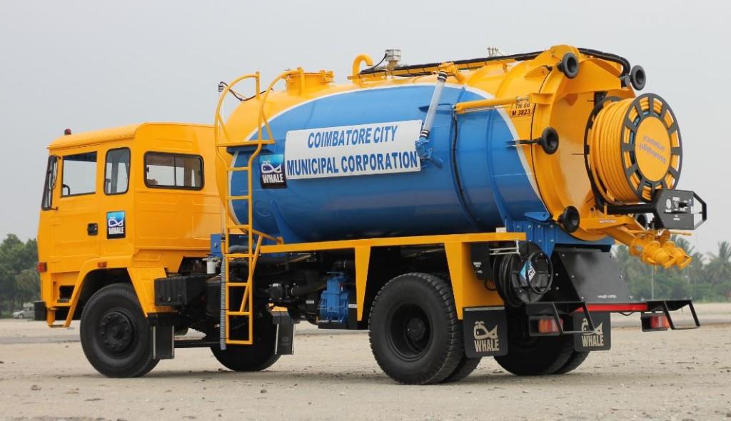 Coimbatore City Tanker